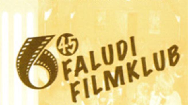 6.45 FALUDI FILMKLUB